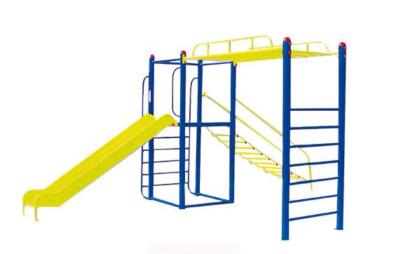 组合攀高滑梯