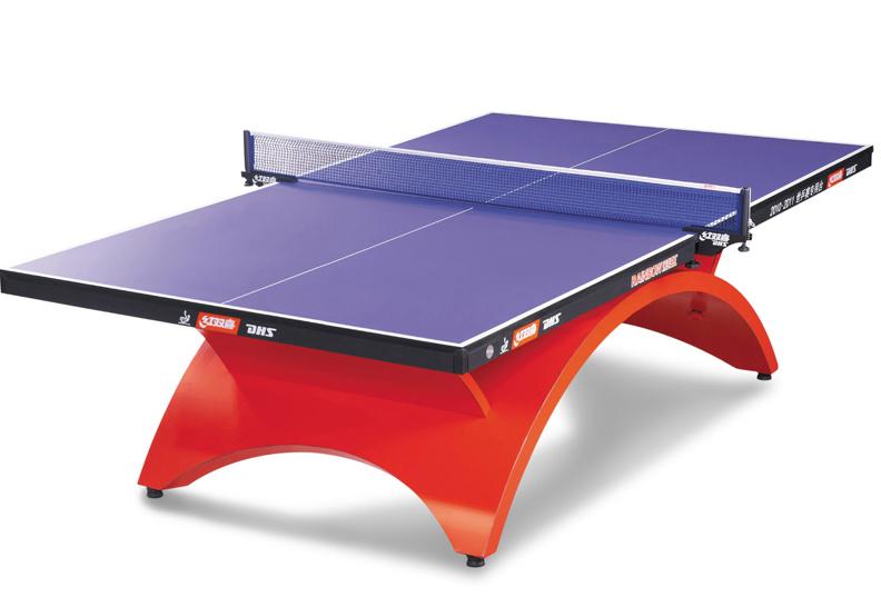 红双喜大彩虹乒乓球台  AJCJJ