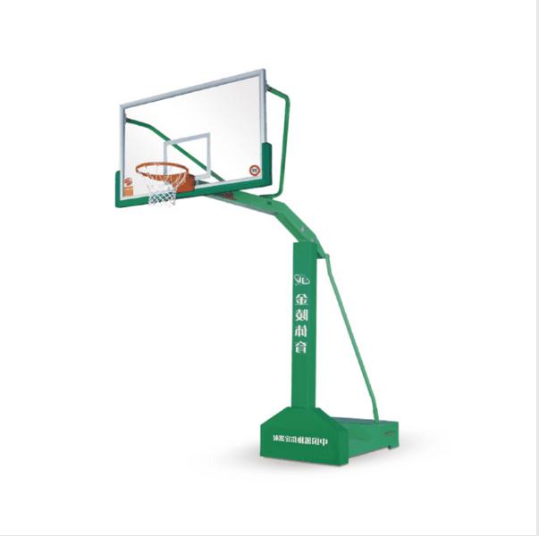 拆装式篮球架