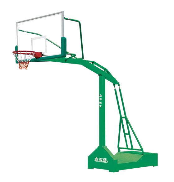 凹箱篮球架